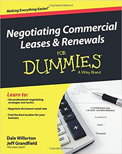 negotiating commercial leases & renewals