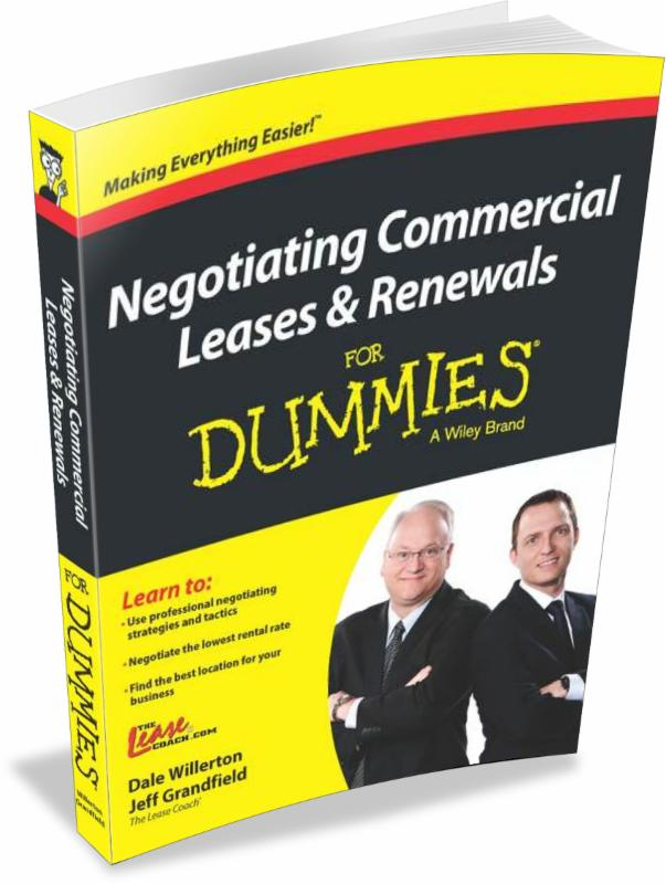 negotiating commercial leases & renewal