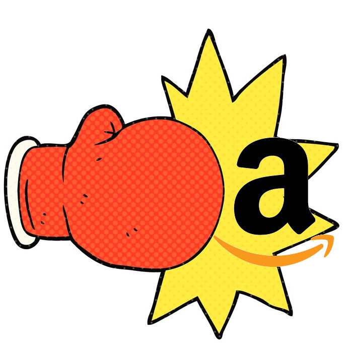 Punching Amazon